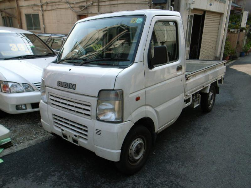 suzuki carry truck small truck 2004 used for sale. Black Bedroom Furniture Sets. Home Design Ideas
