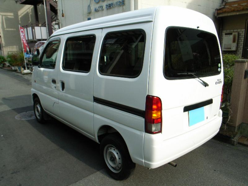 suzuki every van pa 2005 used for sale. Black Bedroom Furniture Sets. Home Design Ideas