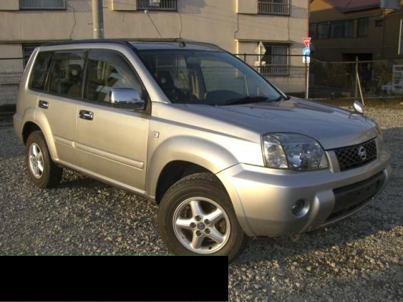 nissan x trail 2004 used for sale. Black Bedroom Furniture Sets. Home Design Ideas