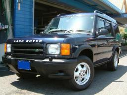 Used Rover Land Rover Discovery