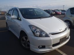 Toyota WISH 1.8X S Package