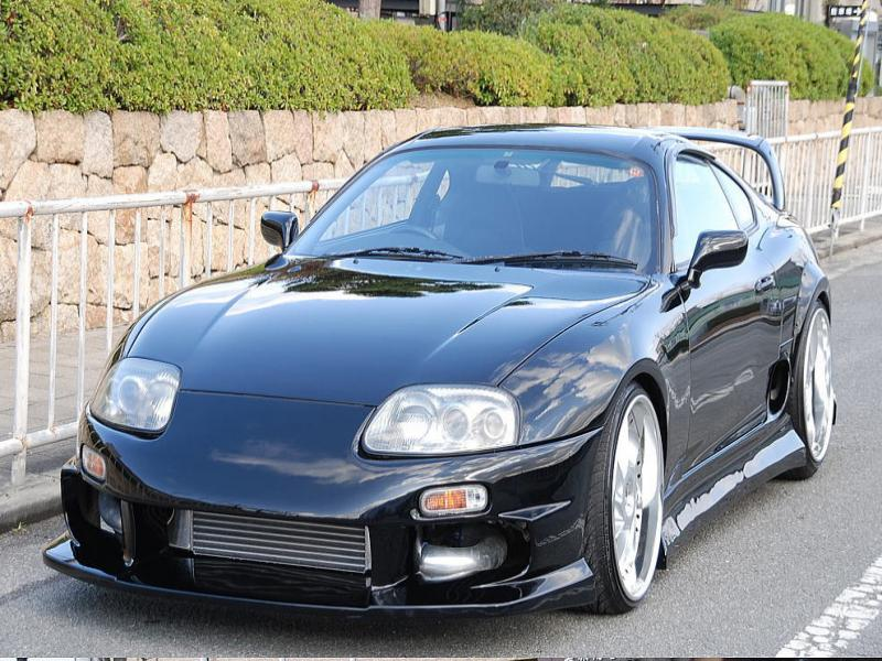 toyota supra rz twin turbo 1993 used for sale. Black Bedroom Furniture Sets. Home Design Ideas