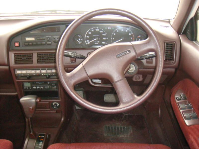 Toyota Corolla Se Saloon L 1990 Used For Sale Corolla