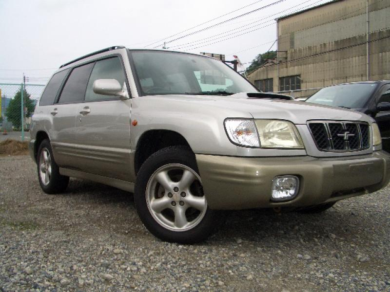 subaru forester 2 0 s tb 4wd 2000 used for sale. Black Bedroom Furniture Sets. Home Design Ideas