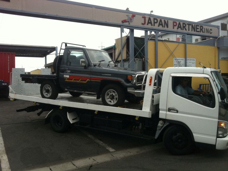 Car Exporting Services