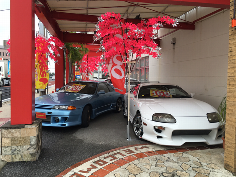 Japanese used cars for sale in Okinawa