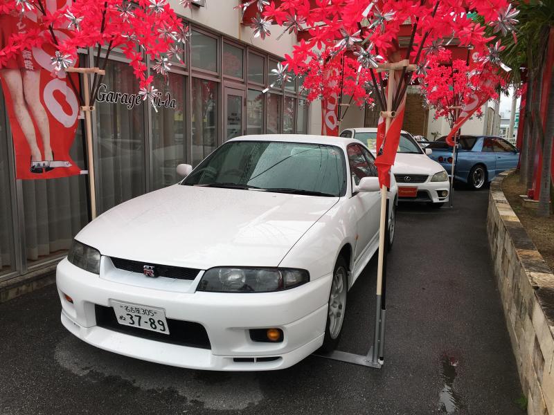 Nissan Skyline GT-R R33 for sale in Okinawa