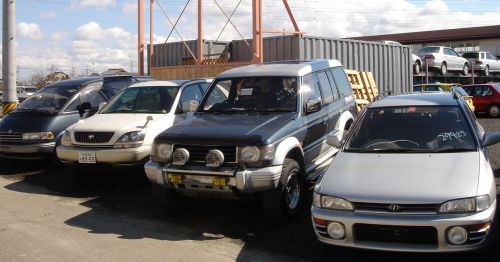Wrecked Cars For Sale >> Salvage Cars from Japan